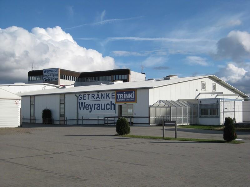 Markthaus Weyrauch GmbH - Textilhaus Weyrauch GmbH Erfurt